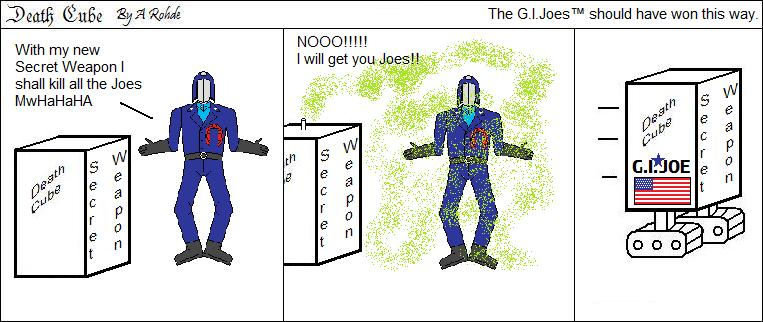 The G.I.Joes(tm) should have won this way