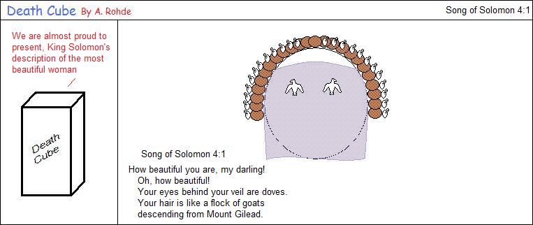 Song of Solomon c4v1